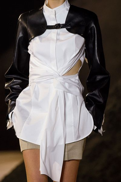 3.1 Phillip Lim at New York Fashion Week Spring 2016 - Details Runway Photos