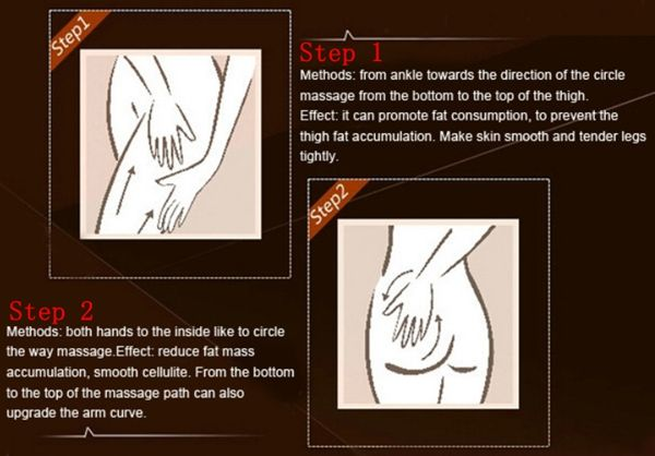 150ml Hip Lift Up Massage Cream Butt Enlargement Enhancement Buttock Firming - NewChic