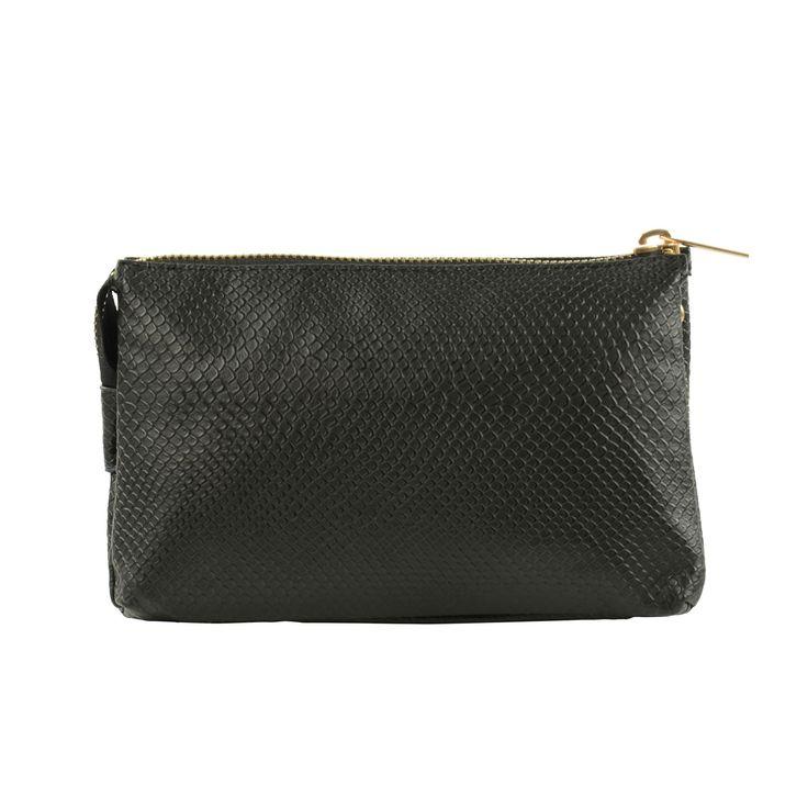 Classy zwarte tas
