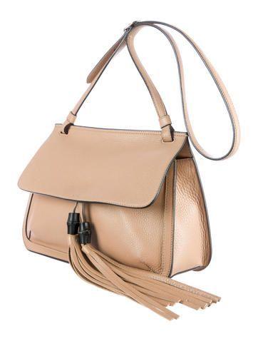 GABRIELLE'S AMAZING FANTASY CLOSET   Gucci Bamboo Daily Leather Shoulder Bag   - brand name purses, small purse wallet, name brand purses on sale *sponsored https://www.pinterest.com/purses_handbags/ https://www.pinterest.com/explore/hand-bag/ https://www.pinterest.com/purses_handbags/black-purse/ http://www.newchic.com/womens-handbags-3609/
