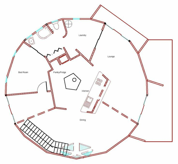 Dome Home Plans Designs: 33 Best Dome Home Love Images On Pinterest