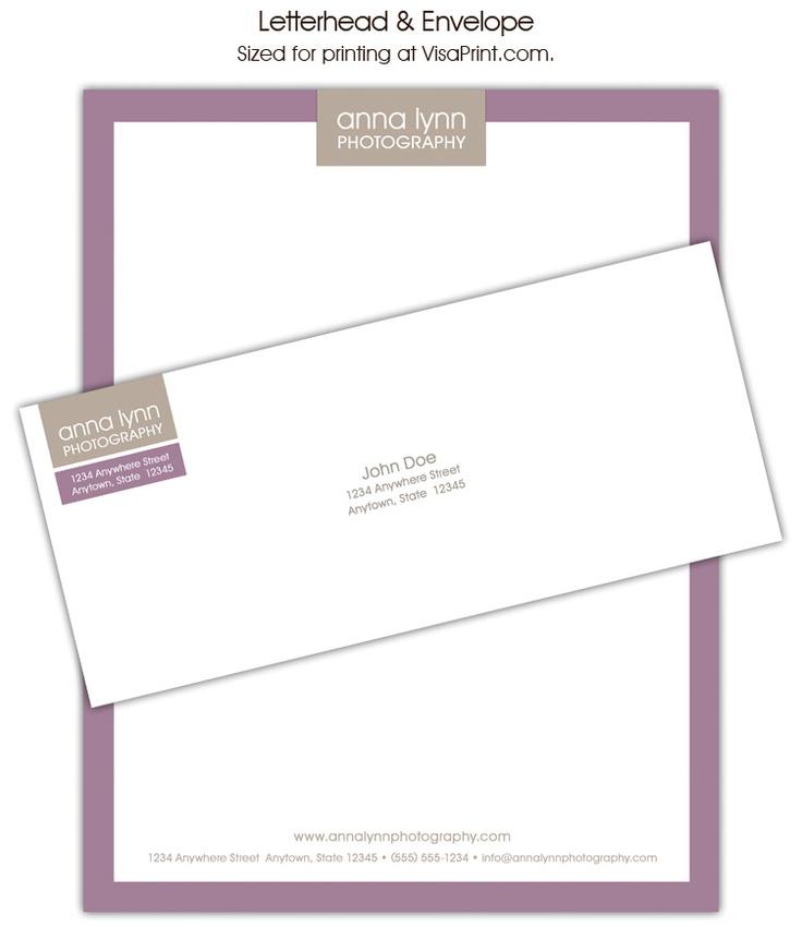 Best Letterheads Images On   Business Cards Carte De