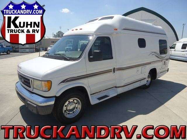 2003 Pleasure Way Excel Ts For Sale Sherwood Oh Rvt Com