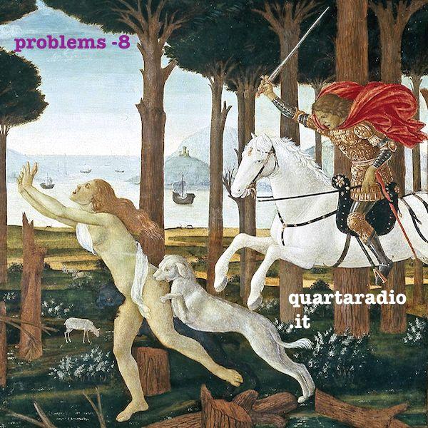 Problems, di Cesare Giombetti – avventura fantascientifica – ottava puntata – Cani