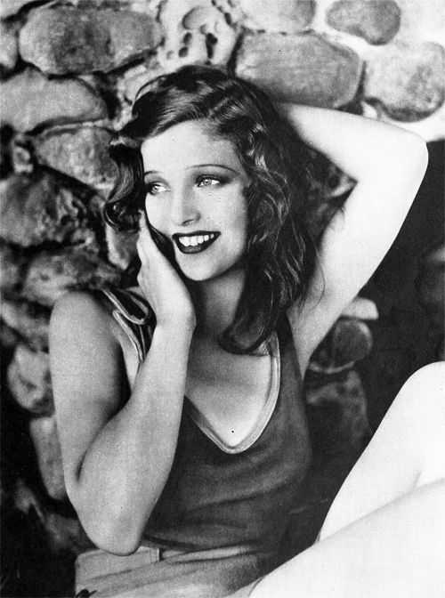 Loretta Young was voted America's Sweetheart of the 1930s.