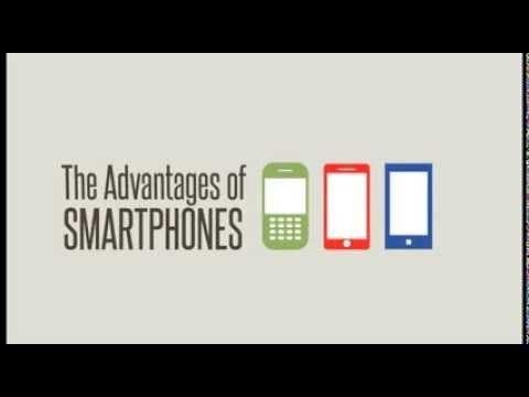 Avantatges dels #smartphones #infografia