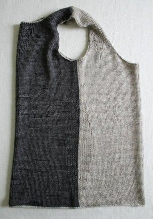 Rib-Wise Tank | The Purl Bee