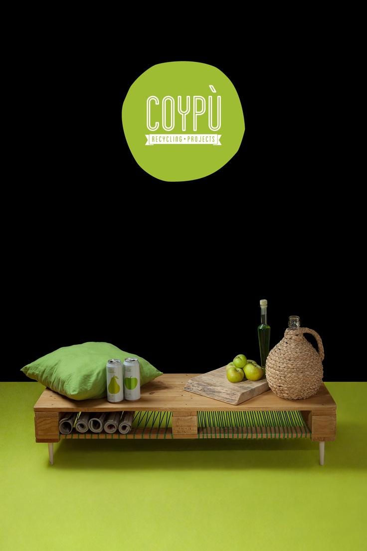 COYPÙ's Green set >> Styling: Elsa Cresti / Photographer: Camilla Catrambone (http://www.behance.net/lacatra)
