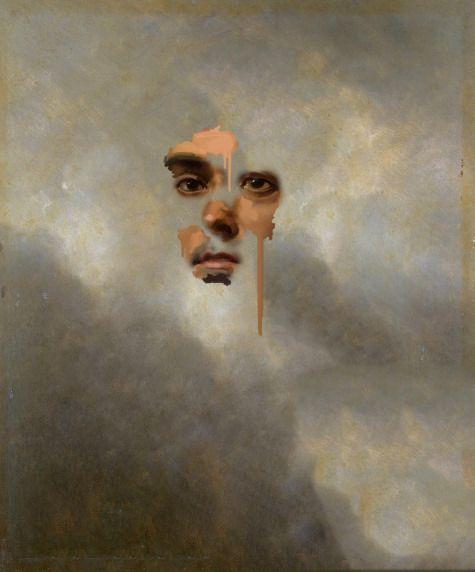 Chad Wys, Nocturne 110, #painting, #print, #portrait