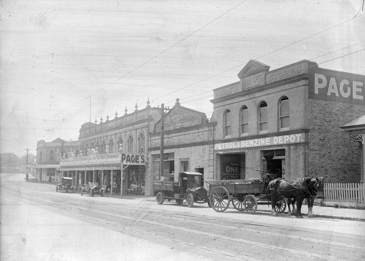 KingslandNZ-Pages Grain & Fodder Stores, New North Rd C,1920s