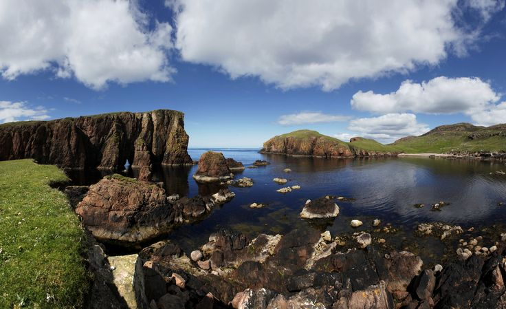 Hams of Roe, Muckle Roe, Shetland. See more: http://www.visitscotland.com/about/nature-geography/coasts-islands/shetland #Shetland #Scotland #Islands #Travel