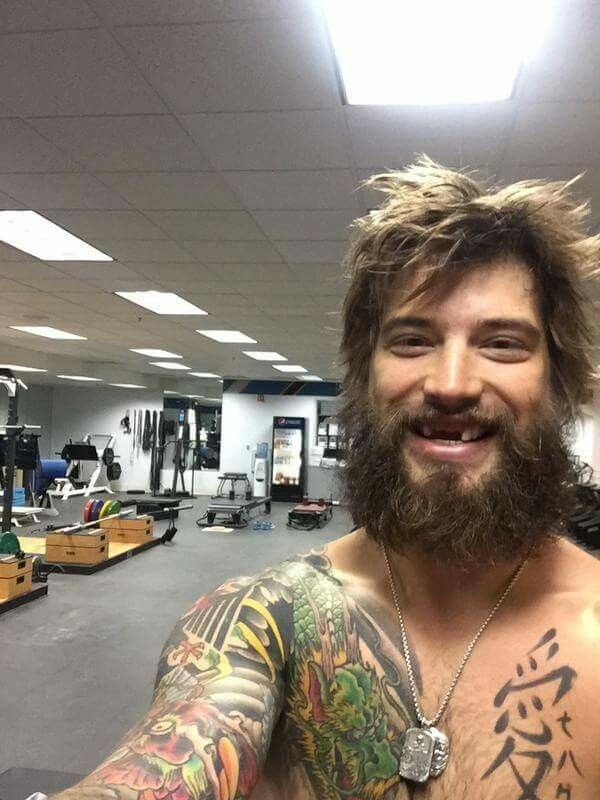 Brent Burns! Love this nut. Such a great player. MN should have kept him. Go Sharks!