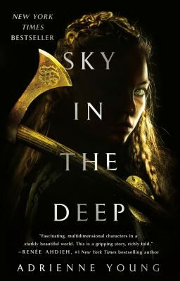 c020f7738727 Sky in the deep by Adrienne Young. (New York   Wednesday Books