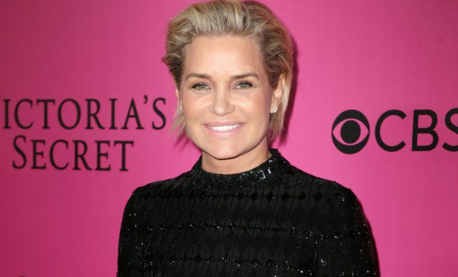 Yolanda Hadid discusses her battle with Lyme disease