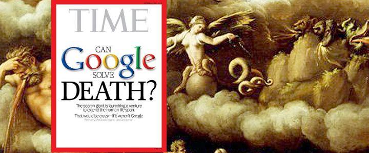 """Η Google """"αισθάνεται τυχερή"""": κάνει search στα όρια της ζωής"""