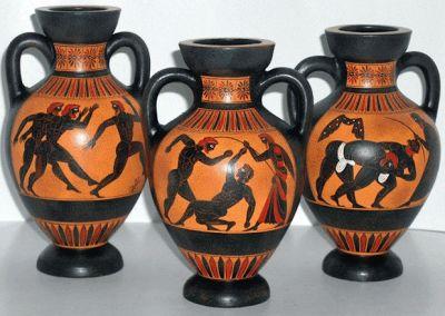 Greek Pottery Designs Google Search Ceramics Slab