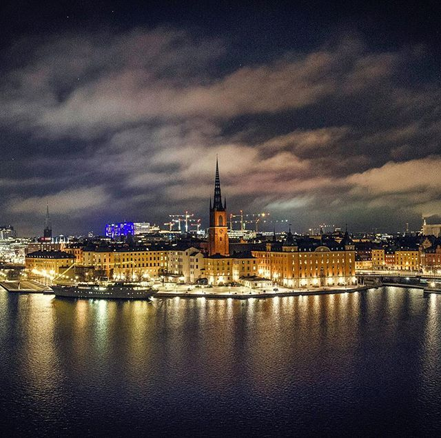 big and trendy stockholm
