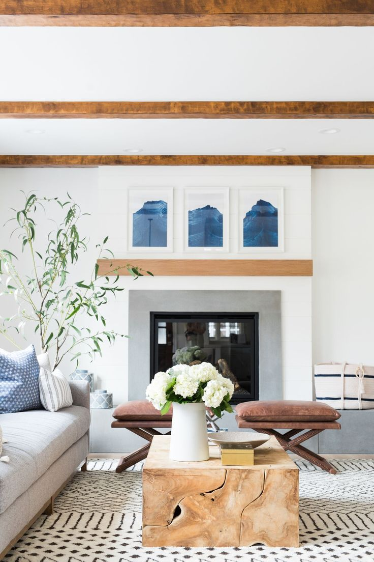 Delicieux Casual, Eclectic, Interior Design. Bright And Airy Living Room Inspiration