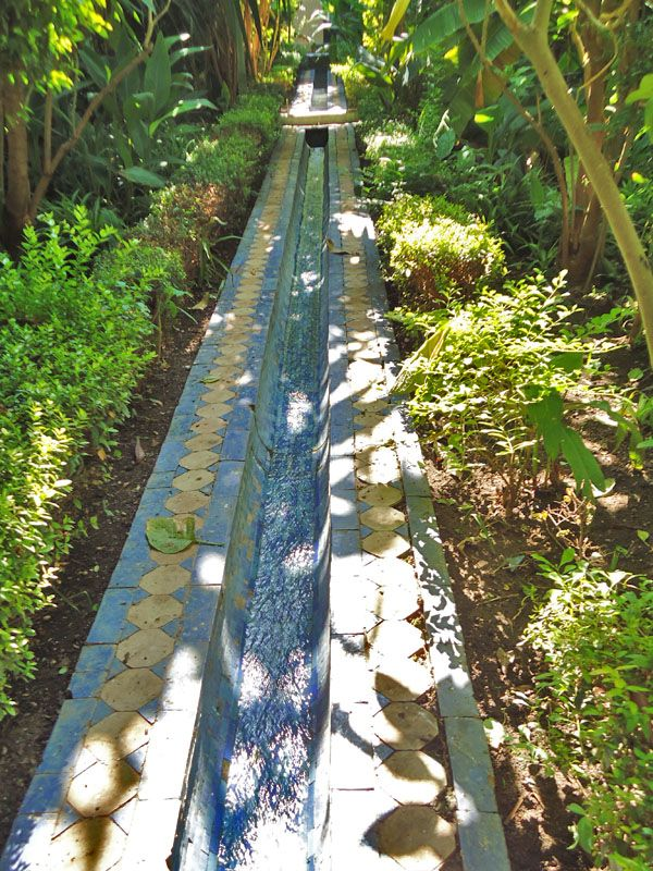 Moroccan garden 4 garden oasis pinterest moroccan for Garden design channel 4