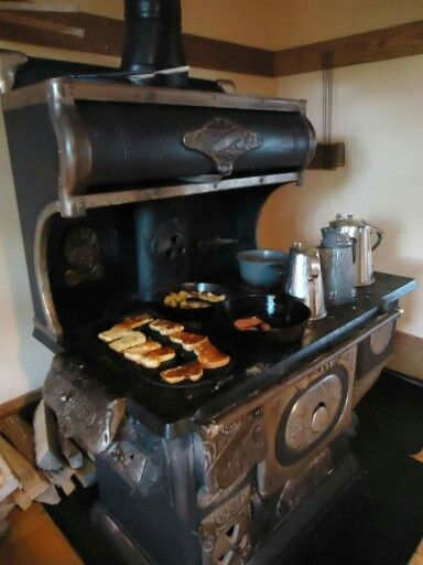 Old Fashioned Stoves