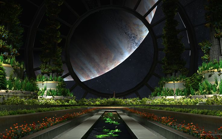 Gardener ... Digital Blasphemy ... 2880 x 1800 ... 9.15MB