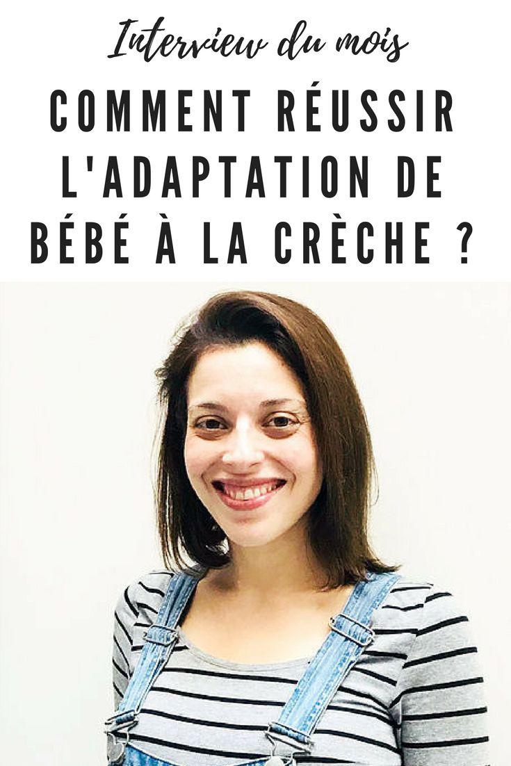 Solène, auxiliaire de puériculture répond à toutes vos questions et vous explique comment réussir l'adaptation à la crèche de votre bébé ou de votre enfant. #adaptation #crèche #adaptationcrèche #bébé #enfant #parent