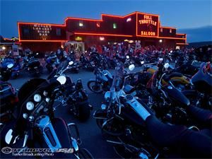 Full Throttle Saloon ~ Worlds Largest Biker Bar  Sturgis, SD one day i want to go there!