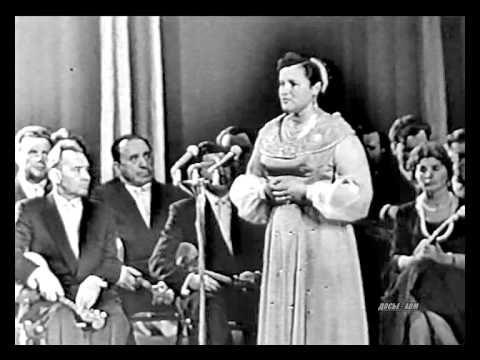 ЛЮДМИЛА ЗЫКИНА   Ивушка - YouTube