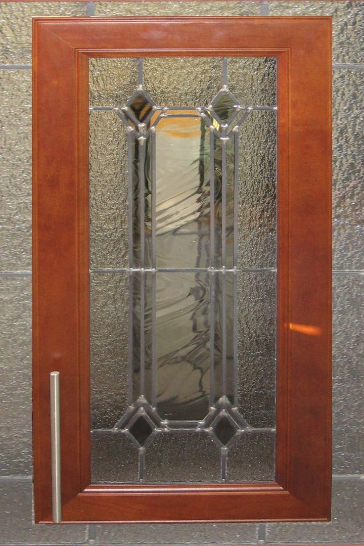 Glass Cabinet Doors : Best images about stained glass cabinet doors on