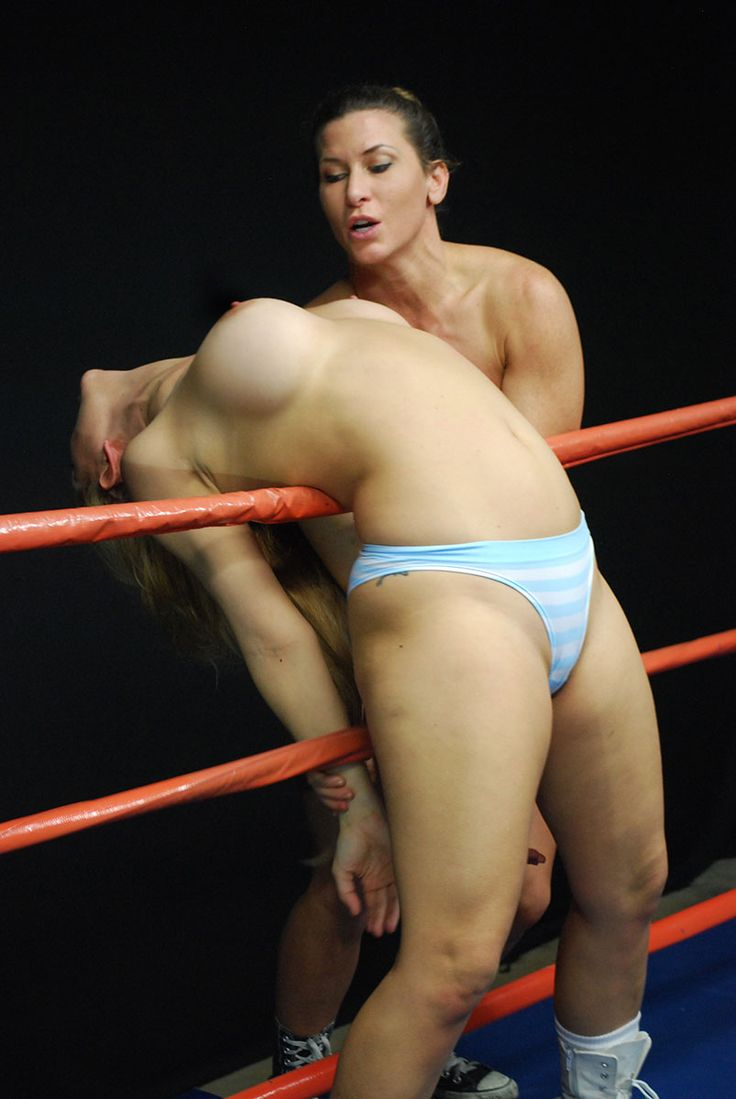 Wrestlers naked female