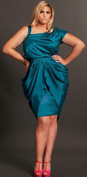 piniful.com plus size cocktail dresses (32) #plussizefashion