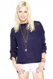 Stephania sweater