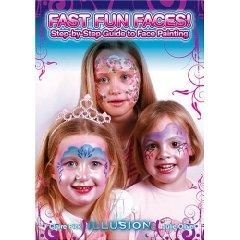 Fast Fun Faces  by Claire Pick £7.65