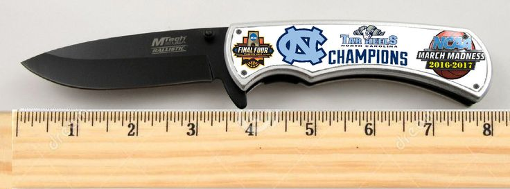 2017 UNC North Carolina Tar Heels Basketball Champion Limited Edition K