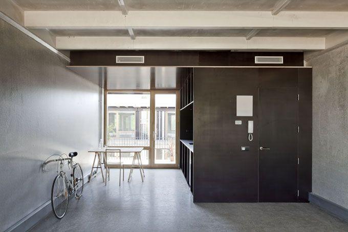 Residencia en el Campus de L'ETSAV | H ARQUITECTES _ dataAE >> http://www.galarq.com/residencia-en-el-campus-de-letsav-h-arquitectes-_-dataae/