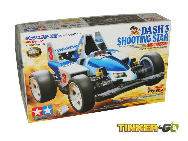 Mini 4wd Tamiya 18630 DASH 3 SHOOTING STAR Pro - € 12,00
