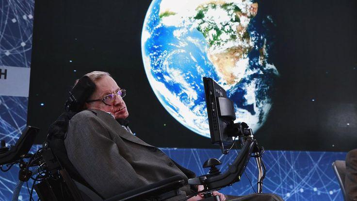 Düstere Prophezeiung: Hawking spricht vom Grab der Menschheit