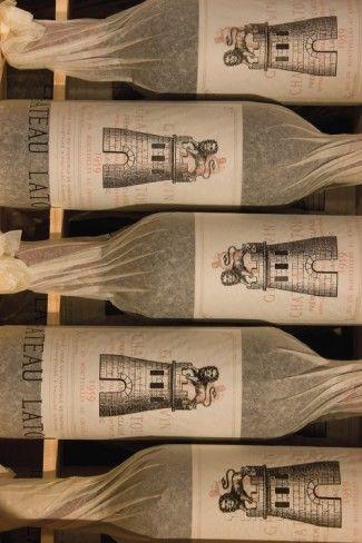 Chateau Latour, Vintage 1959, Pauillac, 1Er Cru Classe, Chateau-Bottled, Wrapped…