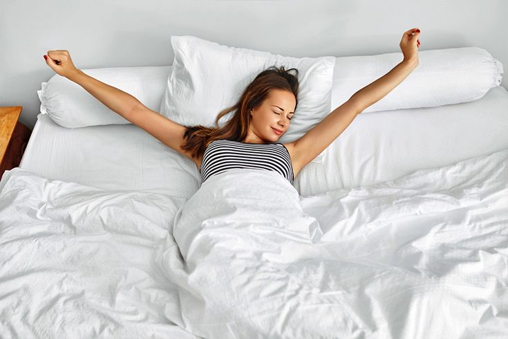 How to Wake up Rested and Refreshed