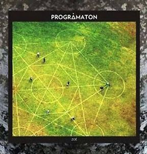 Zoé- Prográmaton -  	 Includes 2 Bonus Tracks!!!  S.O.S and Arrullo De Estrellas (Sanchez Dub Rework)!!!!  Double Vinyl!!! 160 Grams!!! Printed Sleeves!!! Limited Edition!!! Imported!!!