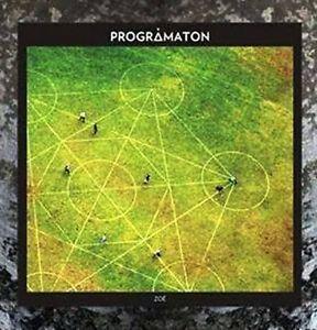 Zoé- Prográmaton -   Includes 2 Bonus Tracks!!!  S.O.S and Arrullo De Estrellas (Sanchez Dub Rework)!!!!  Double Vinyl!!! 160 Grams!!! Printed Sleeves!!! Limited Edition!!! Imported!!!