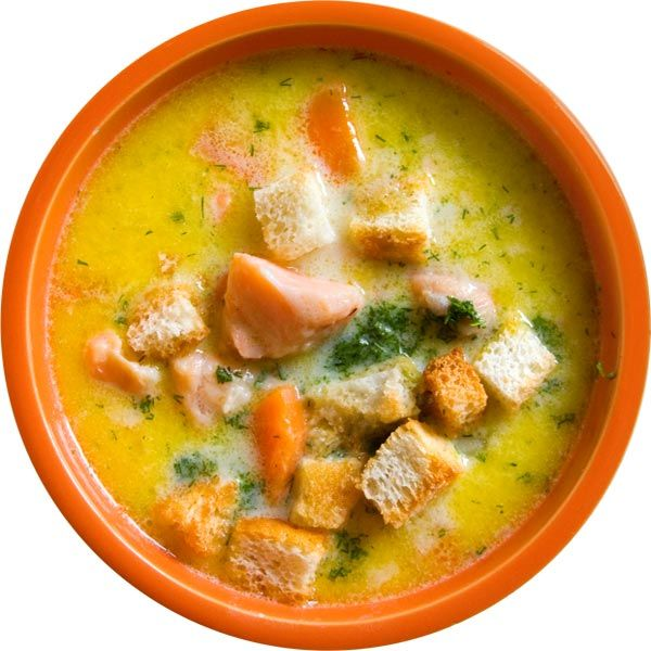 супы много