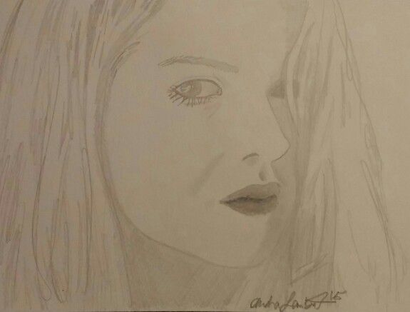 Drawing by Audra Lambert 2015