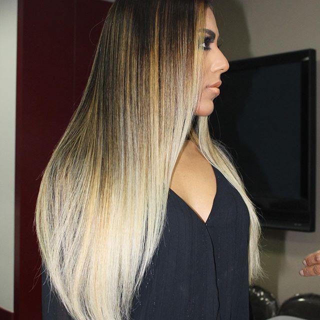 Desejo do dia esse cabelo! ❤️