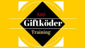 Anti-Giftköder-Training