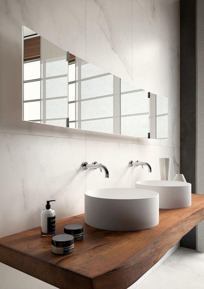 The 25+ best Timber vanity ideas on Pinterest Timber bathroom - badezimmer amp ouml norm