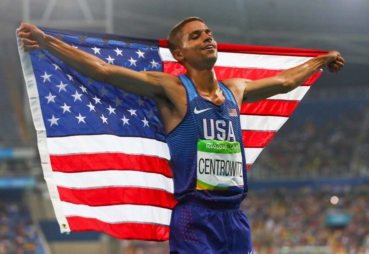 Matthew Centrowitz (USA) wins gold in the men's 1500m final during the Rio 2016 Summer Olympic Games at Estadio Olimpico Joao Havelange.     -  Best images from Aug. 20 at the Rio Olympics