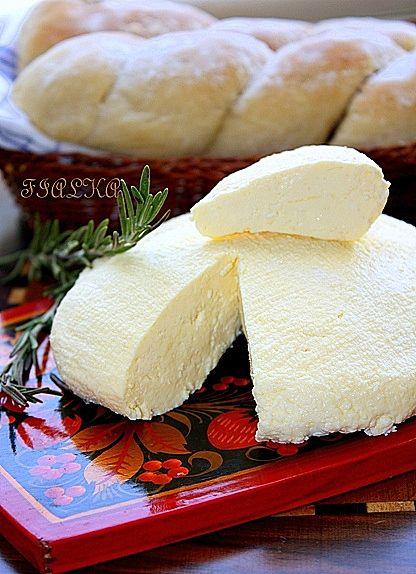Яичный сыр.