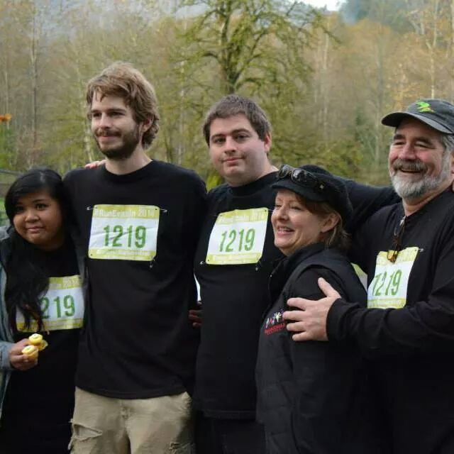 """The first annual """"Evan Sebenius Memorial Run"""" was a huge success. How do you measure that? Easy. The event itself was without flaw, due to the tireless efforts of some extraordinary people all over the world!"""