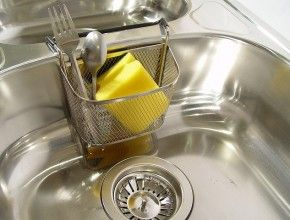 Learn how to properly clean a kitchen sink well will resolve the dirty issue.Click here http://blog.youplumbing.com.au/steps-in-sanitizing-your-kitchen-sink/ #Kitchen #Sink #Plumbing #Sydney #Wednesday